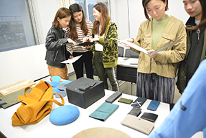 class at Tama Art University